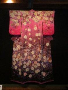 kimono-expositie in Siebold huis te Leiden. Nog tot eind mei te bezichtigen. Zeer de moeite waard!