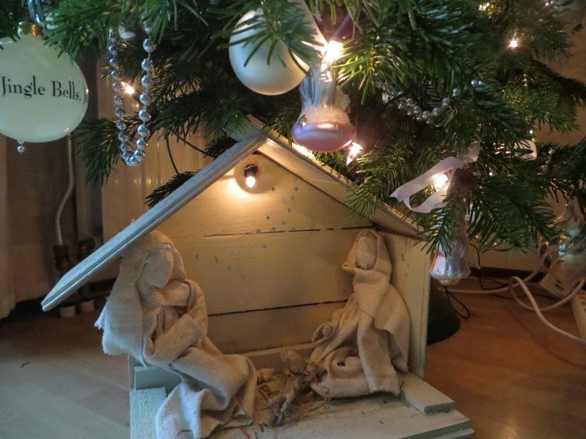 Ons Kerststalletje en JanToorop