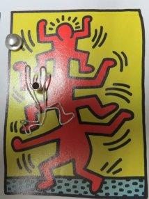 Keith Haring Brooch (9)