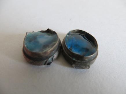 Glas in zilveren zetkast (4)