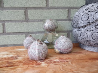 Hyacintbolletje voor project Etsy wintermarkt 26-27 september
