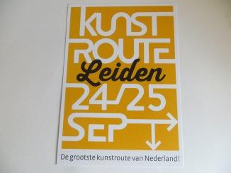 Kunstroute Leiden 2016