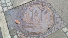 Copenhagen heeft prachtige putdeksels